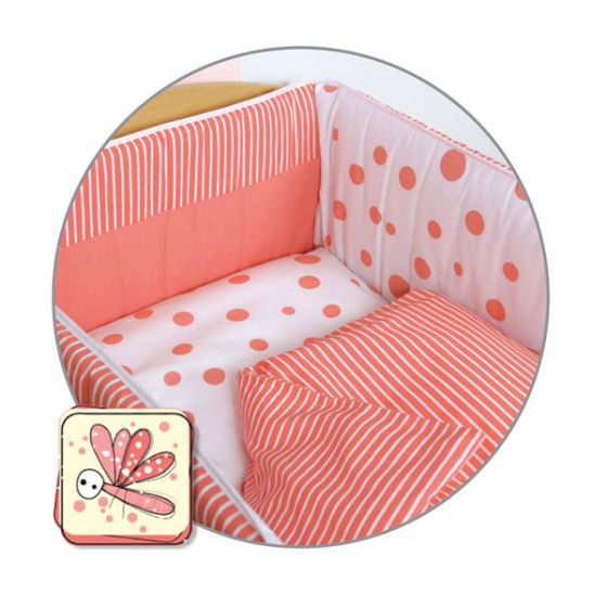 Спален комплект от 3 части - Ceba baby