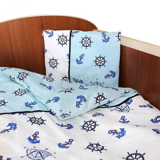 Спален комплект пет части - Baby Sailor