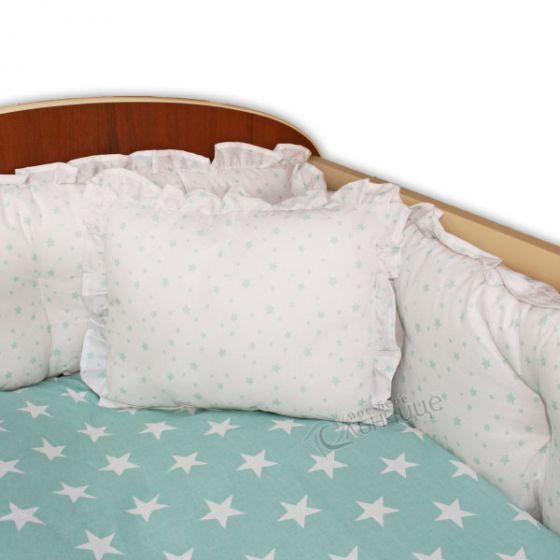 Спален комплект седем части - STARS