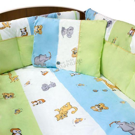 Спален комплект девет части - Animals