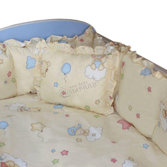 Спален комплект от седем части - Mama Bear