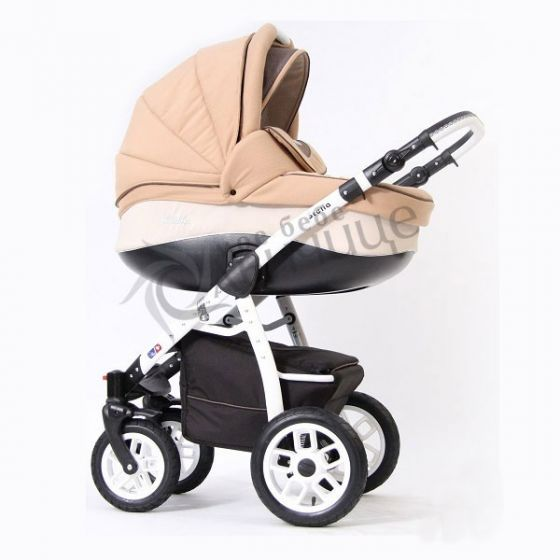Бебешка количка 2в1 STELLA PRAGA - RETRUS 2016