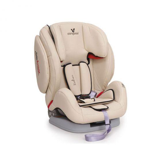 Стол за кола 9-36кг ZODIAC кожен - CANGAROO