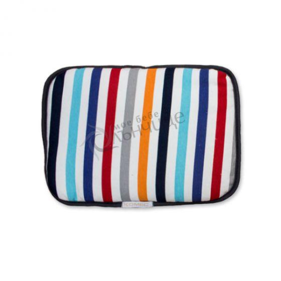 Възглавница Stripe/Сив