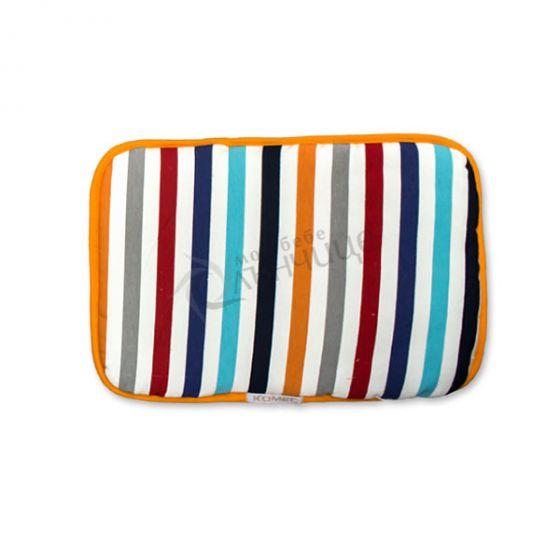 Възглавница Stripe/Оранж