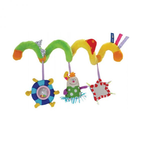 Плюшена играчка Kooky Spiral
