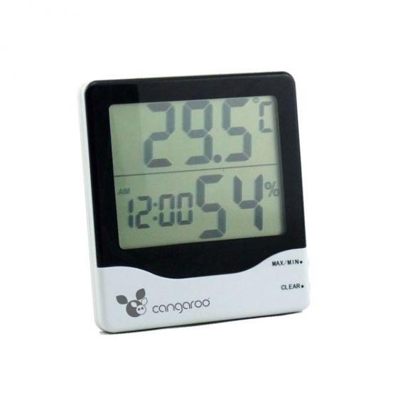 Термометър - влагометър Cangaroo