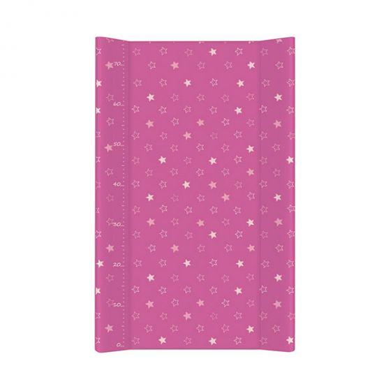 Твърда подложка за преповиване Stars Pink - Ceba baby