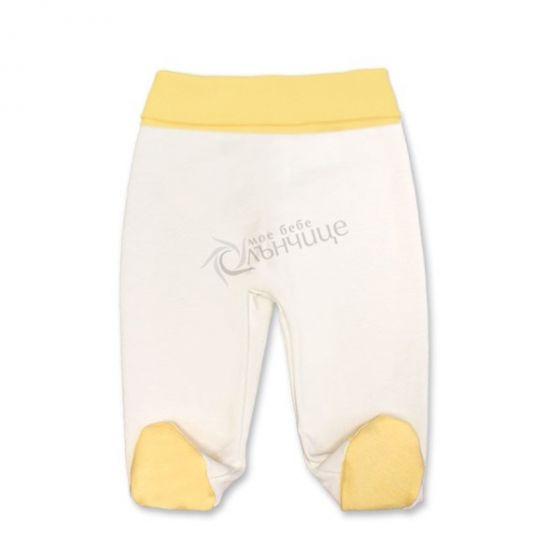 Бебешки ританки - Happy Feet Lux White