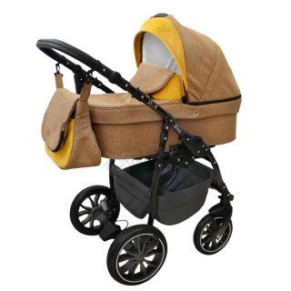 Бебешка количка STAR FUEGO - NIO 2019