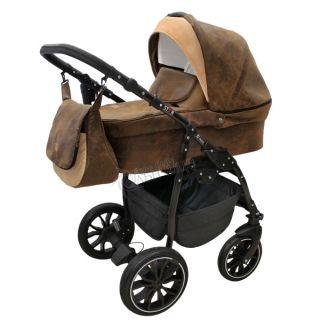 Бебешка количка STAR MOCA - NIO 2019