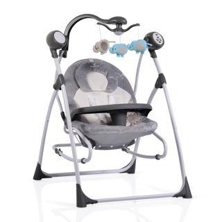 Електрическа бебешка люлка - шезлонг - Swing Star
