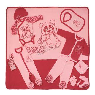 Комплект за изписване 11 части - Pandoo Lux Розов