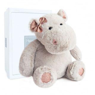 Плюшена играчка Hippo Girl - Histoire d'Ours