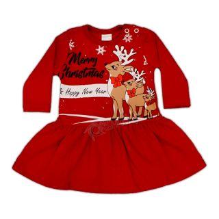 Коледна рокля - Christmas
