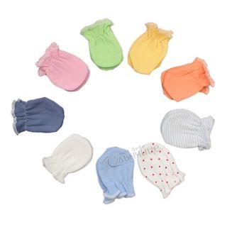 Памучни ръкавички за новородено - Baby