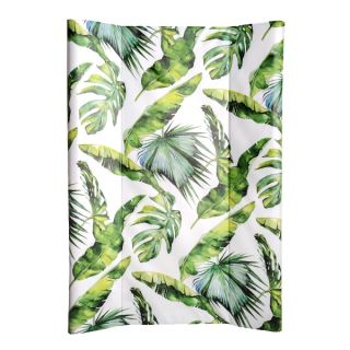 Мека подложка с борд за преповиване Tropical Leaf - Rotho Babydesign