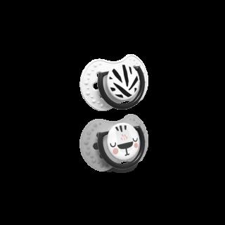 2 броя динамични залъгалки Salt & Pepper - LOVI