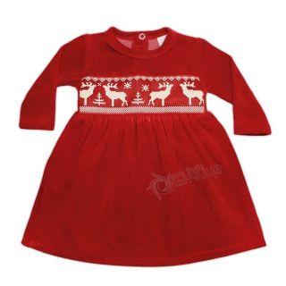Коледна рокля - Deers