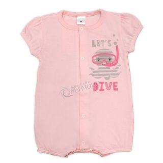 Летен бебешки гащеризон - Let's Dive