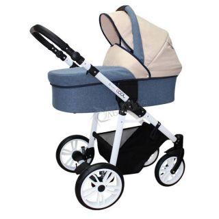 Бебешка количка COOL JEANS - NIO 2018