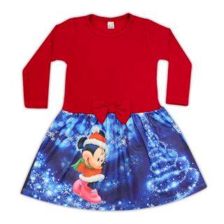 Коледна рокля - Mini Christmas