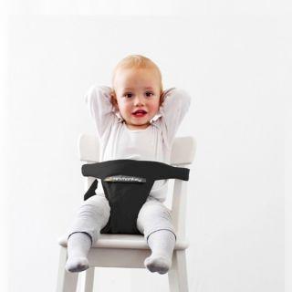 Текстилна седалка - Minichair Black