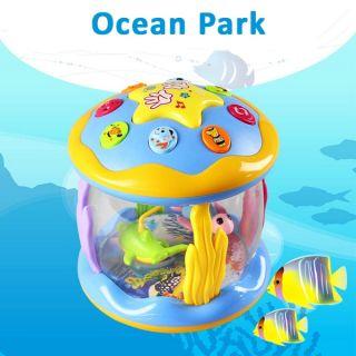 Музикален прожектор - Ocean Park