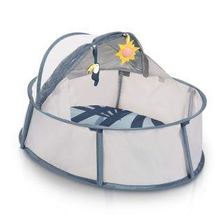 Сгъваема кошара с UV фактор 50+ Tropical - Babymoov