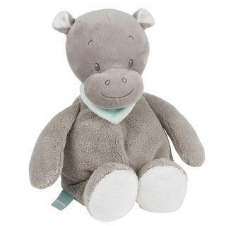 Плюшена играчка Хипопотам Hyppolite - Nattou