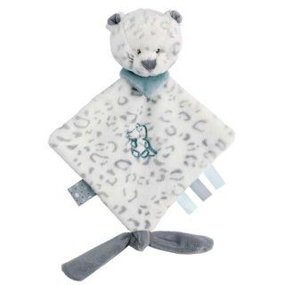 Плюшена играчка с кърпичка Lea - Nattou