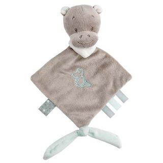 Плюшена играчка с кърпичка Hyppolite - Nattou