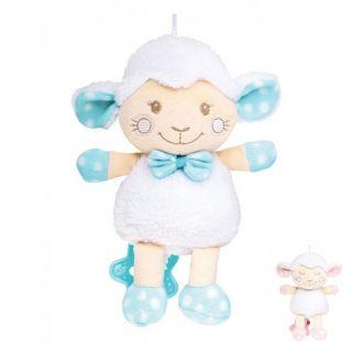 Музикална плюшена играчка Little Lamb - Canpol