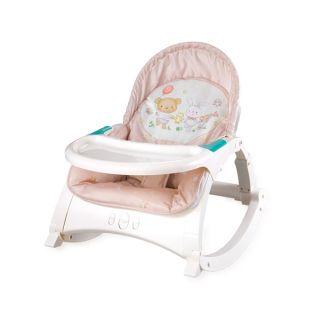 Бебешки шезлонг - люлка 3в1 - Alex