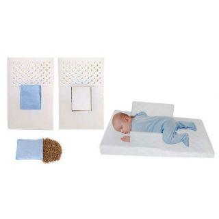 Антирефлуксна и антиколик възглавница за бебе