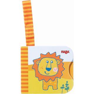 Бебешка картонена книжка - HABA