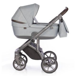 Бебешка количка 2в1 BLOOM CLOUD BLUE - ROAN 2020