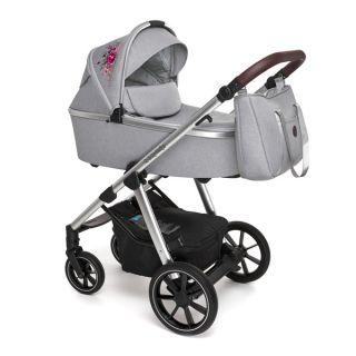Бебешка количка 2в1 BUENO - BABY DESIGN