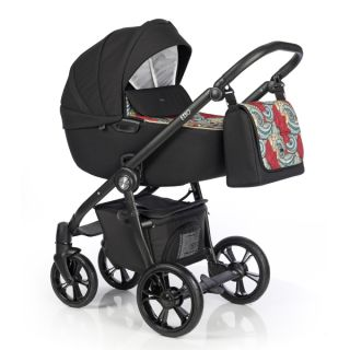 Бебешка количка 2в1 ESSO ROYAL GARDEN - ROAN 2018