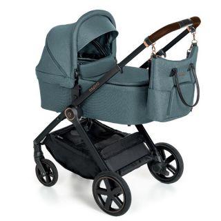 Бебешка количка 2в1 ONLY BLACK & ROSE GOLD - ESPIRO