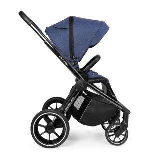 Бебешка количка QUICK 3.0 Black Chrome - MUUVO