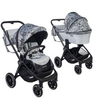Бебешка количка QUICK TRENDY 2в1 - MUUVO