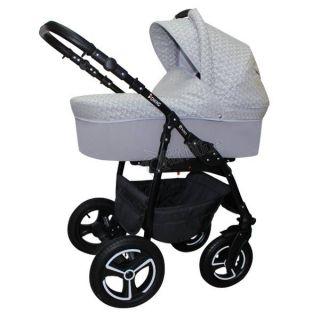 Бебешка количка DOMINO SILVER BIJOU - NIO 2018