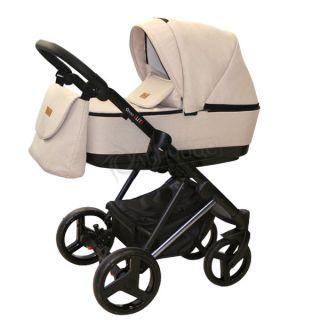 Бебешка количка ELITE Crystal Sand - NIO