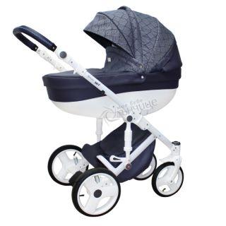 Бебешка количка SKY BLUE WAVE - NIO