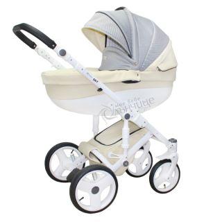 Бебешка количка SKY CHEESE CREAM - NIO