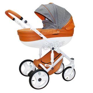 Бебешка количка SKY CITY STYLE - NIO