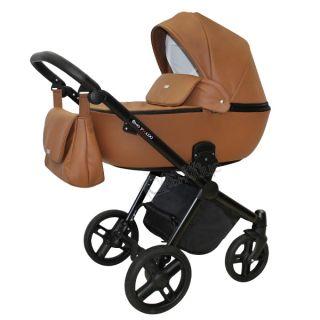 Бебешка количка PRADO CHOCOLATE - NIO