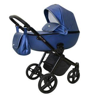 Бебешка количка PRADO BLUE PEARL - NIO