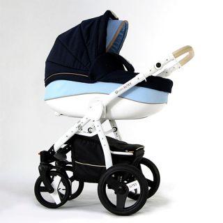 Бебешка количка ROXY NAVY - NIO 2017